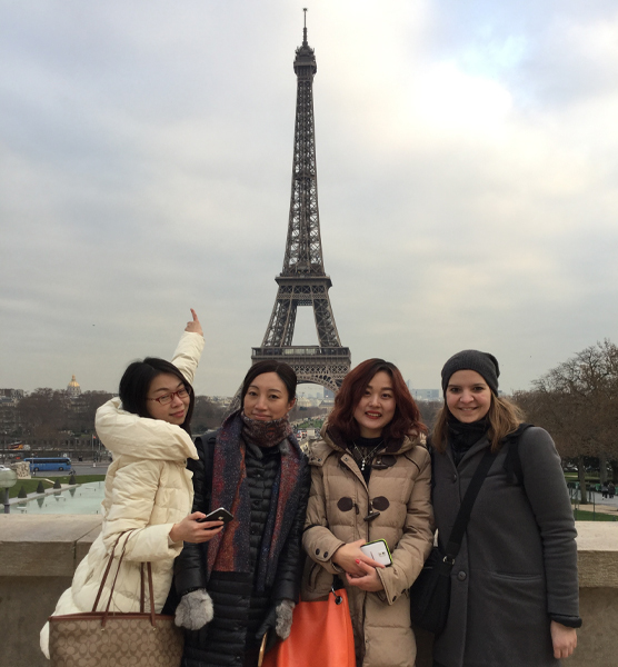 Study Abroad in Paris - Studialis