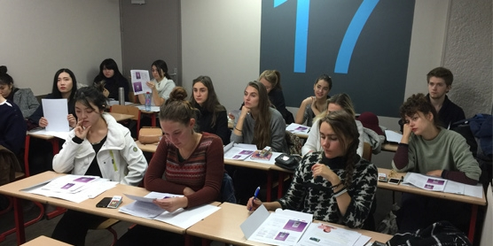 Cours Florent Acting in English Orientation Day