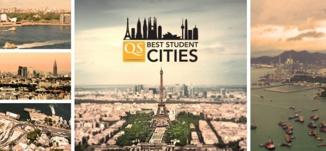 Study abroad in Paris, the Best Student City for 2015