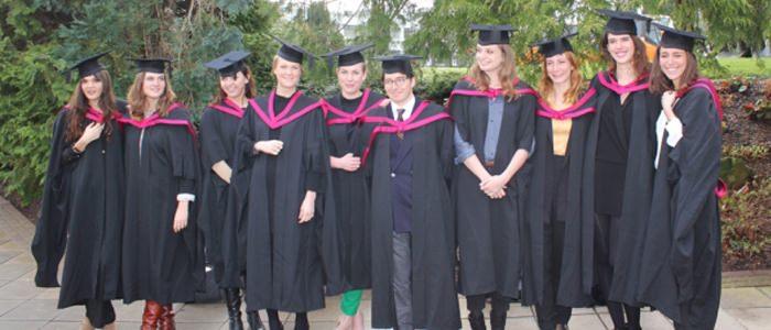 IESA class of 2013 graduated at the University of Warwick