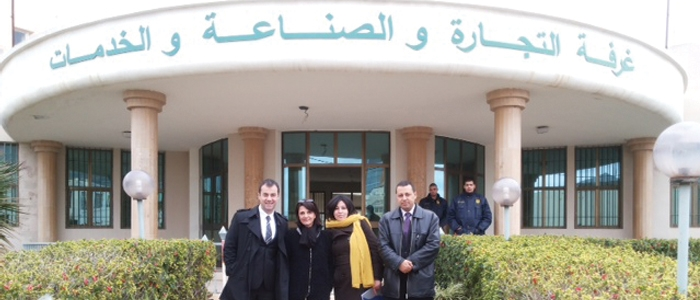 ESGCI agreement with ICG Oujda
