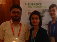 ICEF Istanbul: Making international contacts!