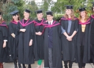 IESA class of 2013 graduated at the University of Warwick